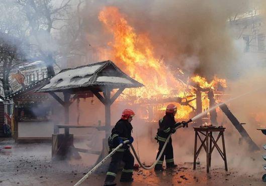 Це не перша масова пожежа у Львові, але дай Боже, щоб остання!
