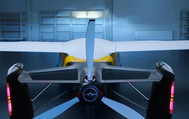 В Словакии начнутся продажи летающих автомобилей