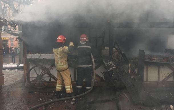 Стало известно состояние раненых при взрыве на ярмарке Львова