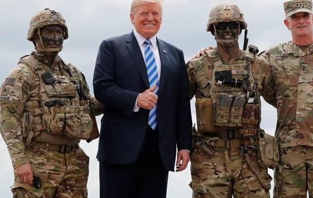 Сирийский сюрприз Трампа