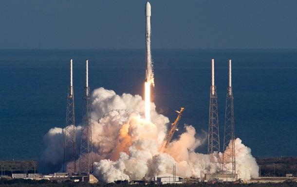 SpaceX с пятого раза запустила Falcon 9 с новейшим спутником GPS