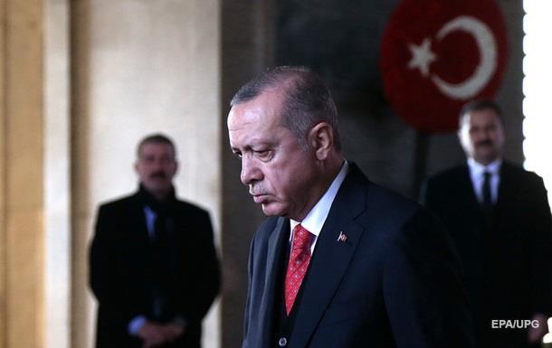 Ердоган звинуватив Ізраїль у державному терорі