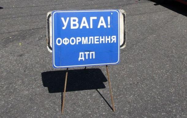 В Полтавской области ДТП с маршруткой, есть пострадавшие