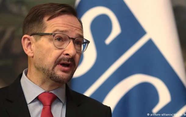ОБСЄ очікує загострення конфлікту України і Росії