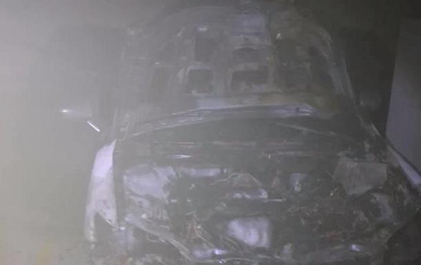 Адвокат Рубана заявил, что неизвестные сожгли его авто