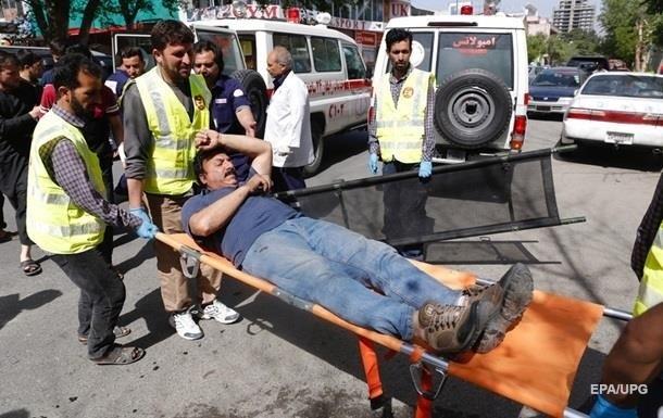 При атаці в урядовому кварталі Кабула загинули 27 людей