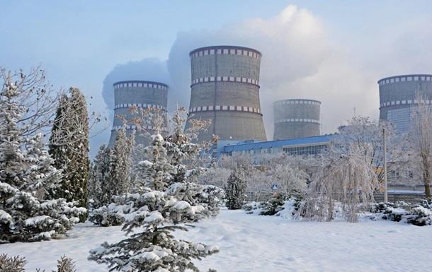 Ровенская АЭС подключила энергоблок №1 на половину мощности