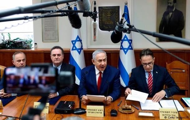 В Ізраїлі пройдуть дострокові вибори до парламенту