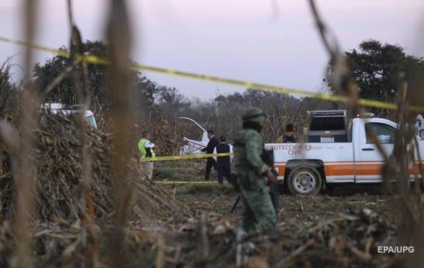 У Мексиці розбився вертоліт із губернатором штату