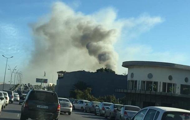 У Лівії скоєно напад на будівлю МЗС, є жертви