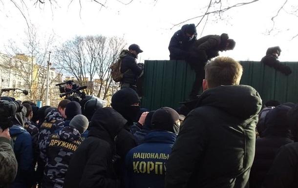 В Одессе задержали активистов Автомайдана