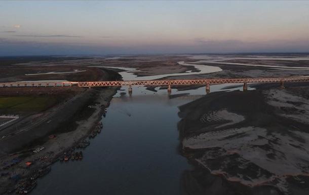 В Индии открыли наибольший в стране мост