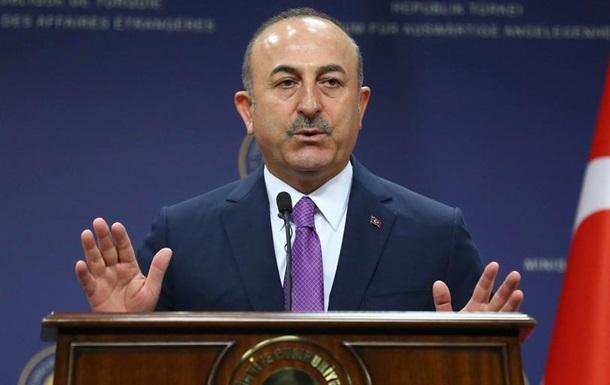 Анкара підтверджує  рішучий намір  щодо операції проти курдів у Сирії