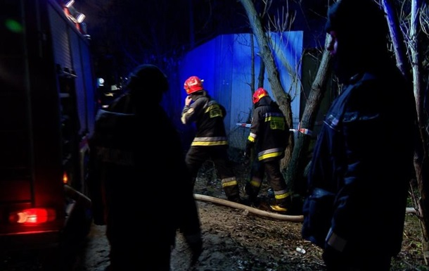 У Варшаві під час пожежі загинули шестеро людей