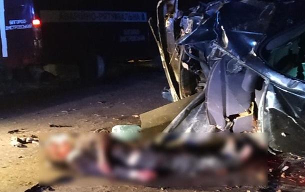 В Одесской области два человека погибли в ДТП