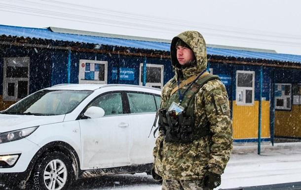 На новогодние праздники в Украине усилят охрану границы