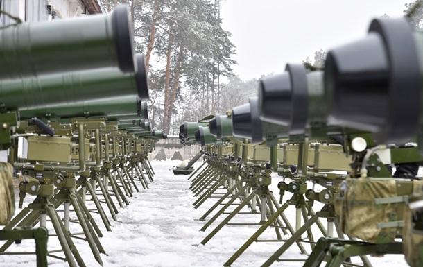 ЗСУ за рік отримали більше 2500 одиниць українського озброєння