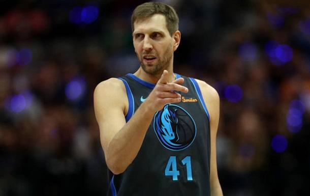 Новицки поднялся на 4 место в истории НБА по количеству проведенных матчей