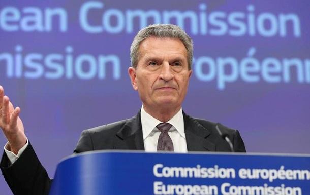 Єврокомісар: ФРН заплатить більше в разі Brexit без угоди