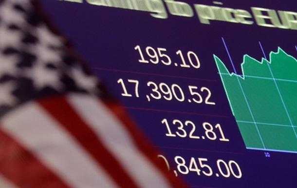 Биржи США показали рекордный рост задесять лет