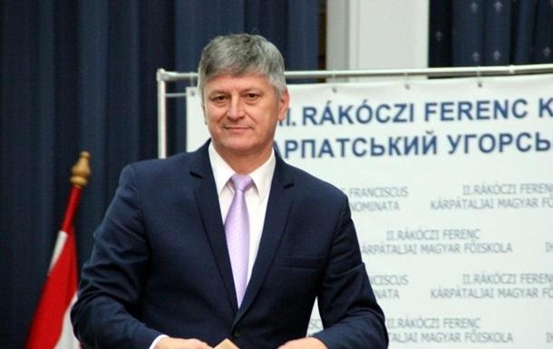 Представитель Венгрии назвал задачу по Закарпатью