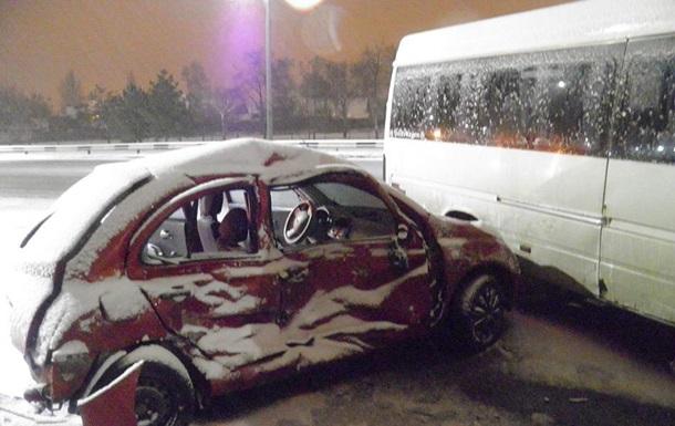 В Запорожье в ДТП погиб ребенок