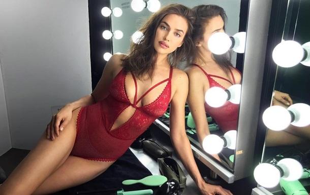 Ирина Шейк разделась для Vogue Mexico