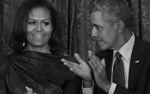 Обама с женой возглавили  рейтинг восхищения  в США