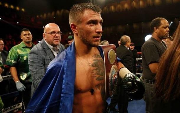 Ломаченко - найкращий боксер у світі за версією Boxingtalk