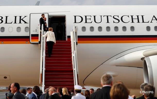 Lufthansa заявила о невиновности в поломке самолета Меркель