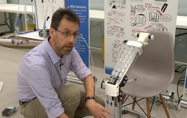 В Британии разработали  роботизированные  штаны