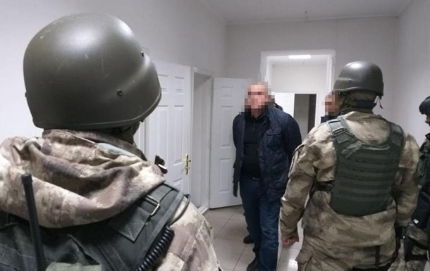 В Виннице на взятке задержали депутата облсовета