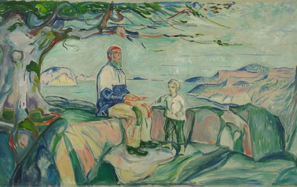 У Норвегії з музею зникли шість картин Мунка