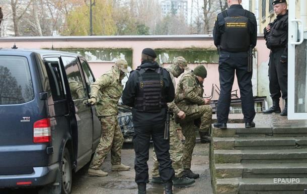 Всі полонені. Що чекає українських моряків у Росії
