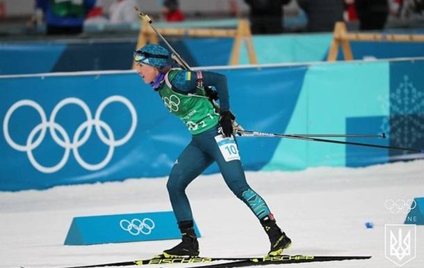 Джима визнана найкращою спортсменкою грудня в Україні
