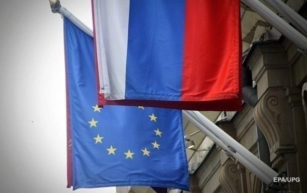 ЕС опубликовал решение о санкциях против России
