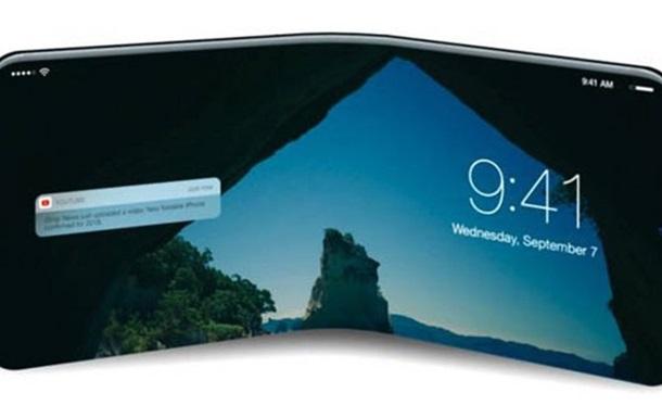 Революція екрану. Apple розробляє унікальний гнучкий iPhone