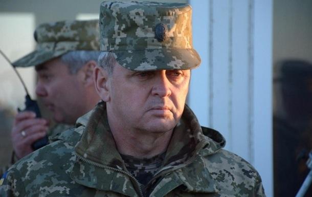 Глава Генштабу підбив підсумки воєнного стану