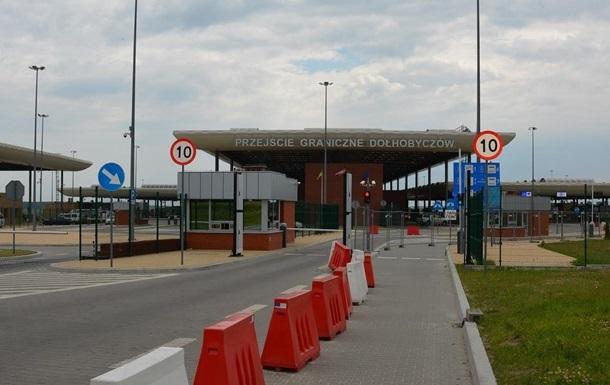 Посол пояснив причину закриття пішохідного КПП на кордоні з Польщею