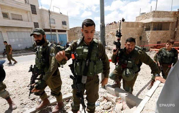 В секторе Газа в стычках с военными Израиля ранены шесть палестинцев