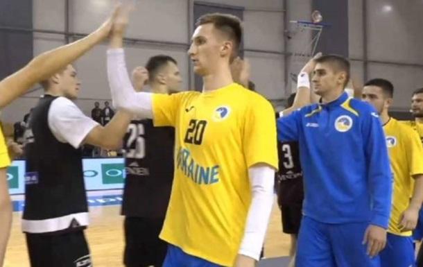 Гандбол: Украина добыла первую победу на турнире в Латвии