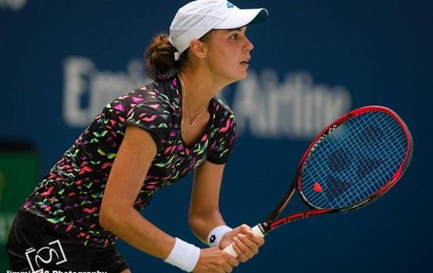 Калинина пробилась в финал квалификации в Шэньчжэне