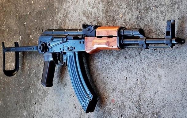 На Львівщині військовий отримав тюремний термін за крадіжку автомата
