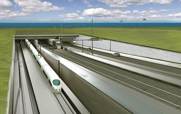 Между Германией иДанией построят 19-километровый подводный туннель