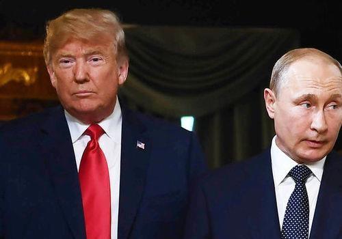 Сирійський тріумф Путіна та стратегічна перемога Трампа