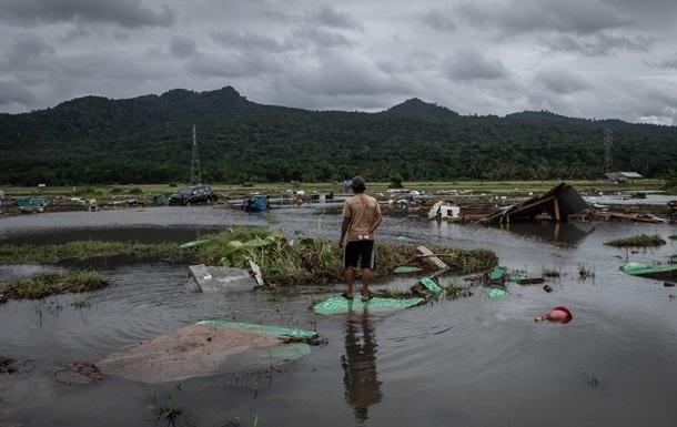 Число погибших из-за цунами в Индонезии превысило 430