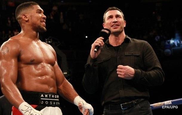 Джошуа назвал 3-х лучших супертяжей за всю историю бокса