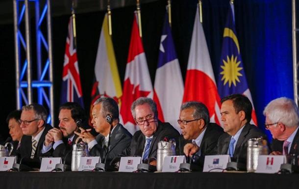 Транстихоокеанское партнерство вступило в силу