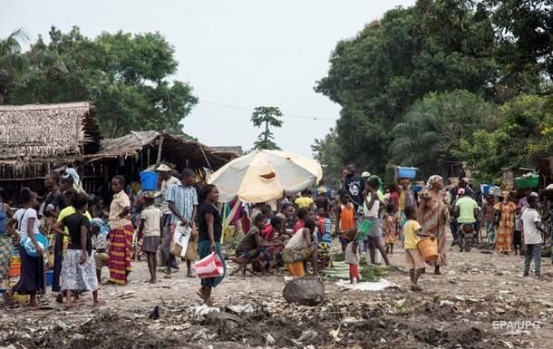 В Конго почти 600 человек заразились вирусом Эболы
