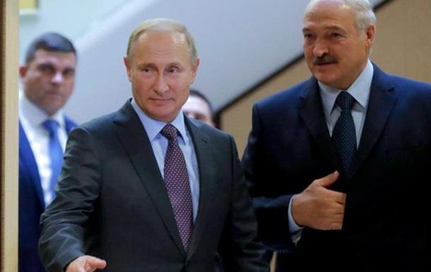 У России не так много рычагов: почему не договорились Лукашенко и Путин